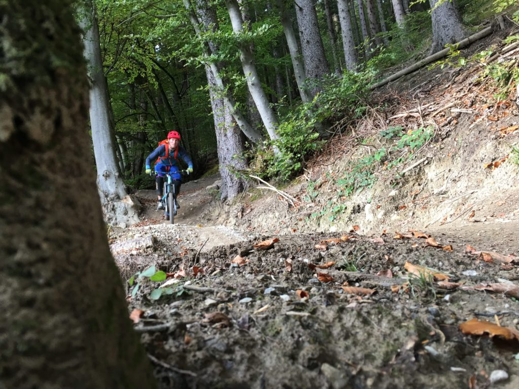 Downhill arzler alm