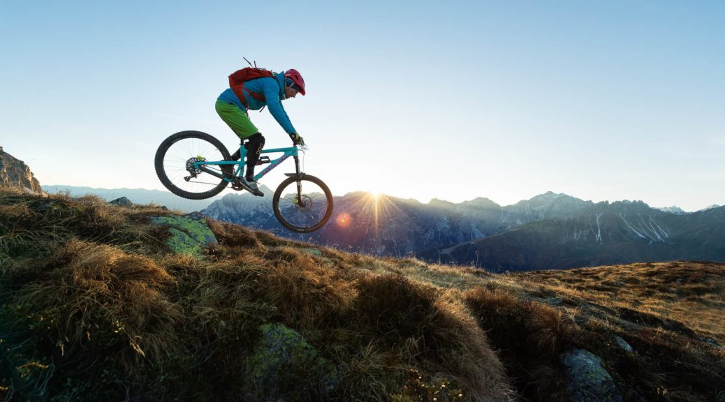Mountainbike Guiding Freeride City Innsbruck