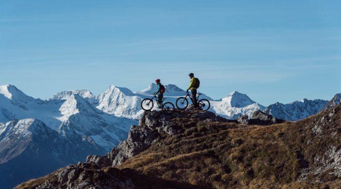 Als Locals sind wir eure besten Bike Guides im Stubai