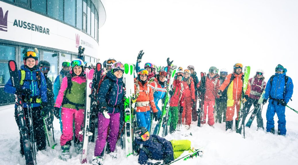 Freeride Frauen Camp